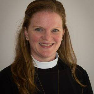 The Rev. Canon Rebekah Hatch