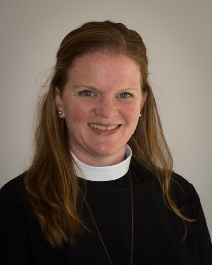 The Rev. Canon Rebekah Hatch